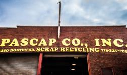 Pascap Co.Inc. Reciclaje de Chatarra